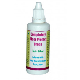 Tonga Herbs Completely Ulcer Protect Drops - 60 ml (Buy Any Supplement Get The Same 60ml drops Free)
