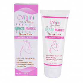 Vigini Stretch Marks Cream With V Tightening Gel