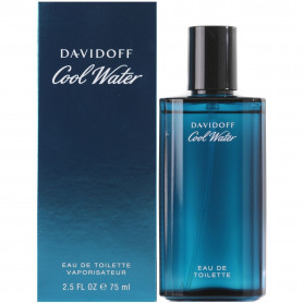 Davidoff Cool Water EDT Perfume for Men, 125 ml (Tester Pack)