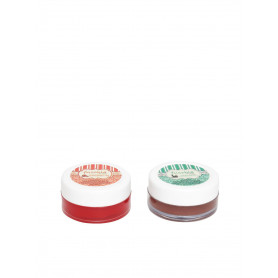 Fuschia – Pomegranate & Choco Butter Lip Balm Combo 16gm