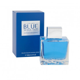 Antonio Banderas Blue Seduction for EDT Spray Men