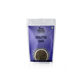 True Elements Roasted Chia seeds 500gm