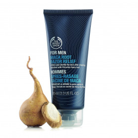 The Body Shop for Men Maca Root Razor Relief, 100ml