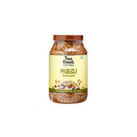 True Elements Butterscotch Muesli 1000gm