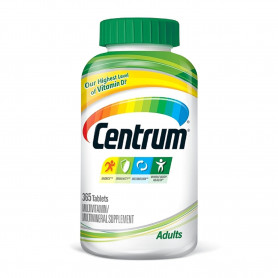Centrum Multivitamin Tablets, 365-Count Bottle