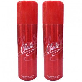 Charlie Red Deodorant 200Ml (Pack Of 2)