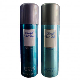 Davidoff Cool Water Deodorant 200ml -Combo Pack