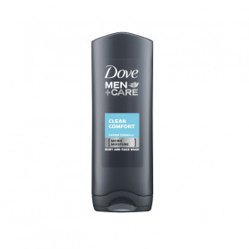 Dove Men + Care Body & Face Wash Clean Comfort, 250ml
