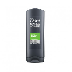 Dove Men + Care Body & Face Wash Extra Fresh, 250ml