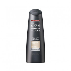 Dove Men Plus Care 2-in-1 Shampoo, Complete Care ,355ml