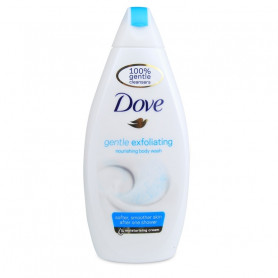 Dove Gentle Exfoliating Nourishing Body Wash 500 ml