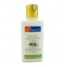 Dr. Batras natural Moisturizing Lotion 400ml