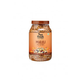 True Elements Fruit And Nut Muesli 1000gm