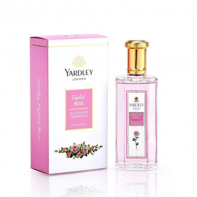 Yardley London English Rose Perfume - Eau De Toliette 125ml For Women
