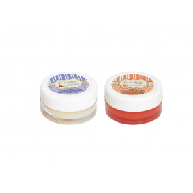 Fuschia – Caramel & Peach Lip Balm Combo 16gm