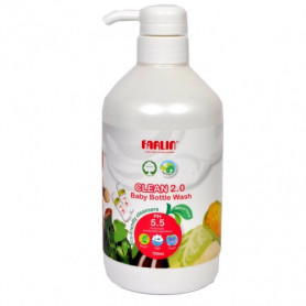 Farlin Eco Friendly Baby Liquid Cleanser (700 ML)