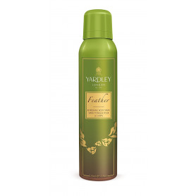 Yardley Feather Deodorant, 150ml  For Women
