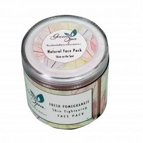 Greenspa Fresh Pommegranate Skin Tightening Face Pack 100gm