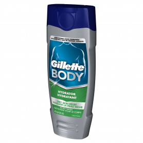 Gillette Dry Skin Hydrator Body Wash 473ml