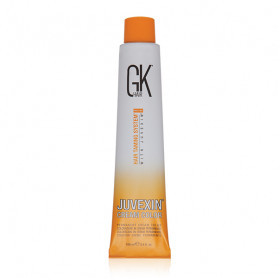 GK Global Keratin Juvexin Cream Color Tube No-4.01 COLD INTENSE BROWN