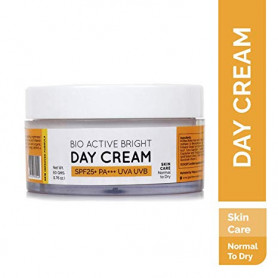 Greenberry Organics Bio Active Bright Day Cream with SPF 25+