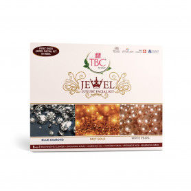 TBC Pro Jewel Luxury Facial Kit 270gm