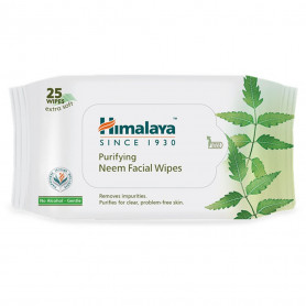 Himalaya Purifying Neem Facial Wipes (25)