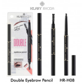 Hilary Rohda Double Eyebrow Pencil (Black)