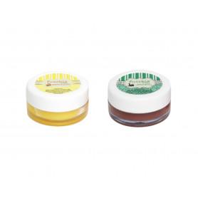 Fuschia – Alphonso & Choco Butter Lip Balm Combo 16gm