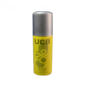 UCB Yellow Deodorant 150ml