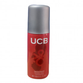 UCB Red Deodorant 150ml
