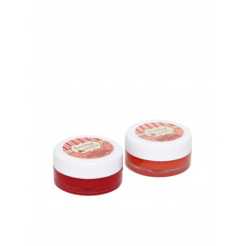 Fuschia – Pomegranate & Peach Lip Balm Combo 16gm
