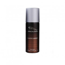 Jaguar Classic Amber Body Spray 150ml