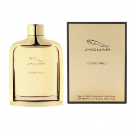 Jaguar Classic Gold EDT - 100 ml
