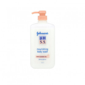 Johnson's Imported pH 5.5 Nourishing Bodywash 750ml - Almond Oil