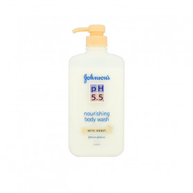 Johnson's Imported pH 5.5 Nourishing Bodywash 750ml - Honey