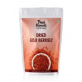 True Elements Dried Goji Berries 500gm