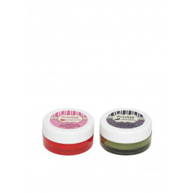 Fuschia – Strawberry & Black currant Lip Balm Combo 16gm