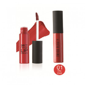 Swiss Beauty Matte Lip Cream Dry Chill- 01