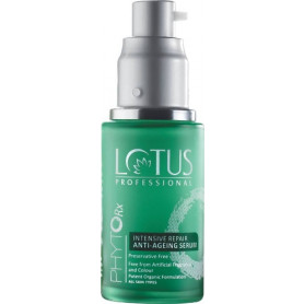 Lotus Herbals Phyto-Rx Intensive Repair Anti-Ageing Serum, 30ml