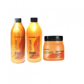 Matrix Opticare Smooth Straight Shampoo-1Ltr ,Conditioner-980g & Masque-490g Combo