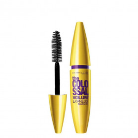 Maybelline New York Volume Express Colossal Mascara, Washable, Glam Black, 10.7g