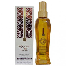 Loreal Professionnel Mythic Oil Nourishing Oil for Unruly Hair 100ml
