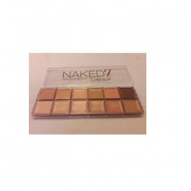 Romantic Beauty Naked 7 Contour