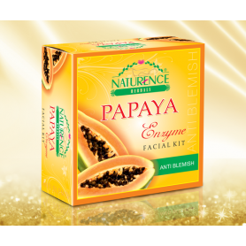 Naturence Herbals Papaya Enzyme Facial Kit (80g)