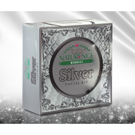 Naturence Herbals  Silver Facial Kit(80g)
