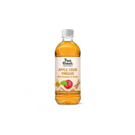 True Elements Apple Cider Vinegar With Cinnamon And Honey 500ml