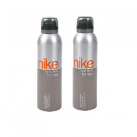 Nike Up or Down Deodorant for Men, 200ml (Pack of 2)