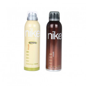 Nike Urban Musk Deodorant Spray - For Men & Women  (200 ml, Pack of 2)