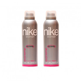 Nike Women Extreme Long-Lasting Eau De Toilette Perfume Body Spray - For Women  (200 ml, Pack of 2)